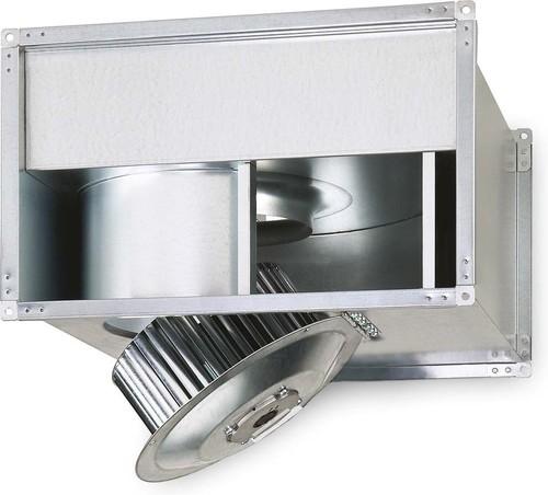 Helios Ventilatoren Kanalventilator geschützt 3-PH KD 225/4/50/25 EX