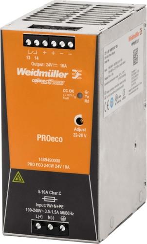 Weidmüller Schaltnetzgerät PRO ECO 240W 24V 10A