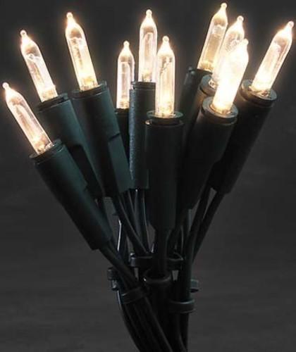 Gnosjö Konstsmide WB LED-Mini-Lichterkette 100er ww 230V 6304-100