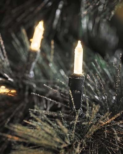 Gnosjö Konstsmide WB LED Minilichterkette 80 LEDs ww 6020-100