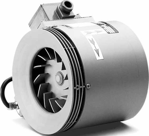 Helios Ventilatoren Radial-Rohrventilator RRK 180 EX
