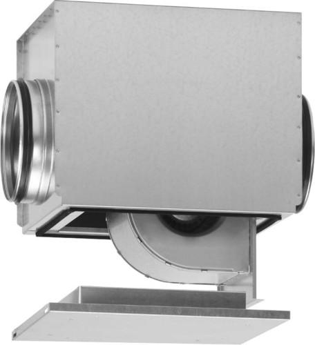 Helios Ventilatoren Rohrventilator 1 PH schallgedämpft SB 250 C