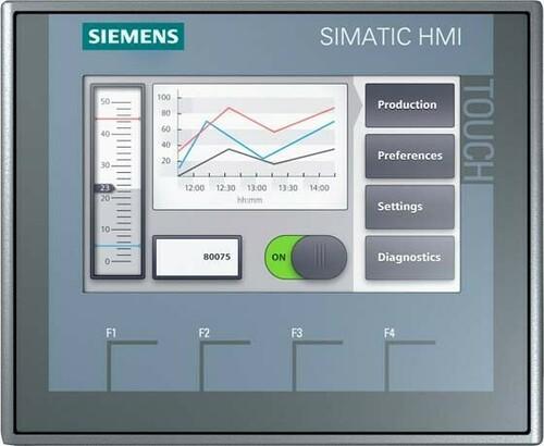 Siemens Indus.Sector SIMATIC HMI KTP400 Basic 6AV2123-2DB03-0AX0