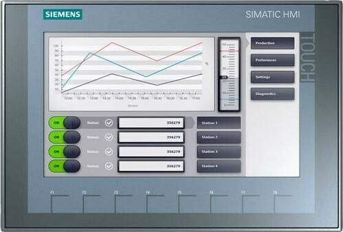 Siemens Indus.Sector SIMATIC HMI KTP900 6AV2123-2JB03-0AX0