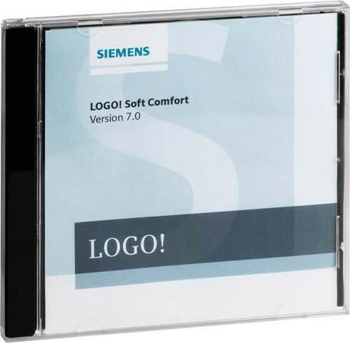 Siemens Indus.Sector LOGO!8 Soft Comfort V8 6ED1058-0BA08-0YA1