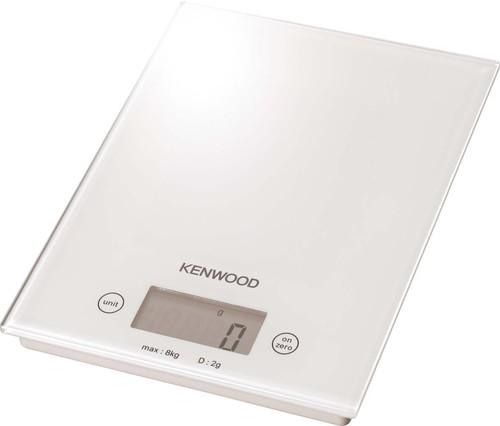 Kenwood Küchenwaage Glas DS401