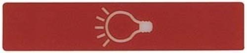 Elcom Namensschild-Lichteinlage gravierbares Mat. AVZ-NL-Einlage