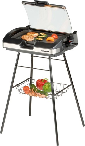 Cloer Barbecue-Grill Standfuss, Deckel 6720 sw