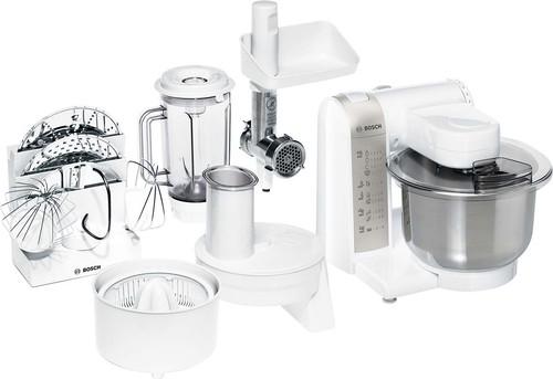 Bosch SDA Küchenmaschine MUM4 MUM4880 weiß/si