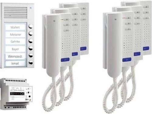 TCS Tür Control Paketlösung AP 6WE PPA06-EN/02