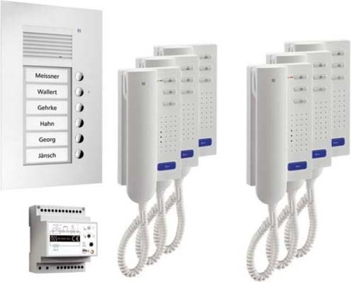 TCS Tür Control Paketlösung UP 6WE PPU06-EN/02