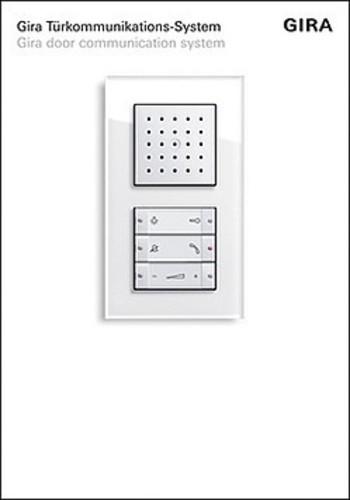 Gira Display Wohnungsstation Präsentation 1674110