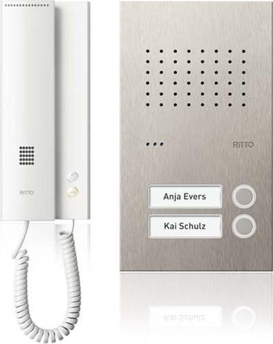 Ritto Acero pur Audio Set 2WE RGE1818225