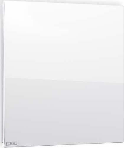 Etherma Glasheizkörper 0.25kW,Reinweiß LAVA2-GLAS-250-PW