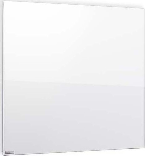 Etherma Glasheizkörper 0.5kW,Reinweiß LAVA2-GLAS-500-PW