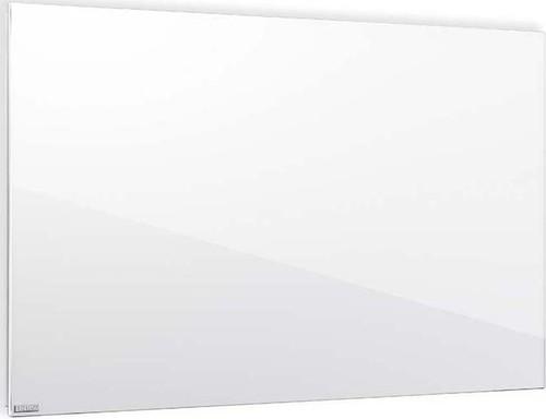 Etherma Glasheizkörper 0.75kW,Reinweiß LAVA2-GLAS-750-PW