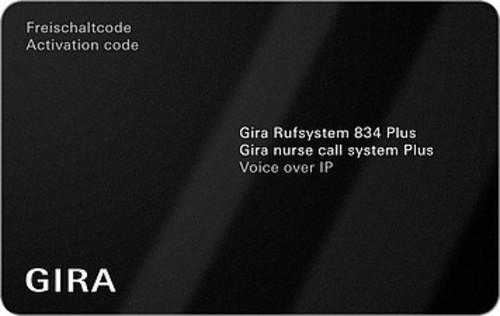 Gira Softwarepaket VOIP Rufsystem 834 Plus 599500
