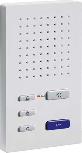 TCS Tür Control Audio Innenstation 5Tasten freispr. weiß ISW3130-0140