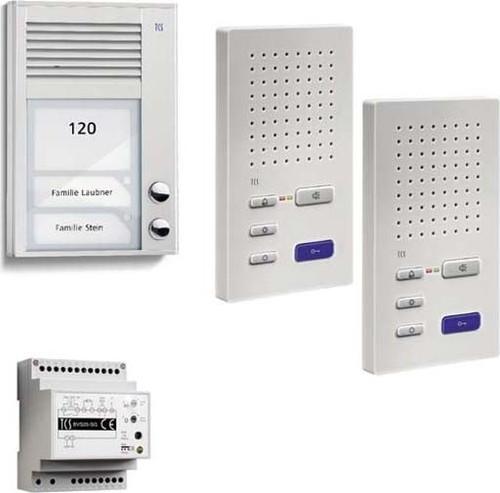 TCS Tür Control Paketlösung 2 Taste AP, Freispr. PSC2220-0000