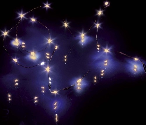 Hellum LED-Lichterkette 20-tlg. ww 570700