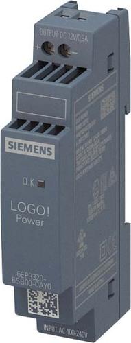 Siemens Indus.Sector LOGO!POWER 12V/0,9A 6EP3320-6SB00-0AY0