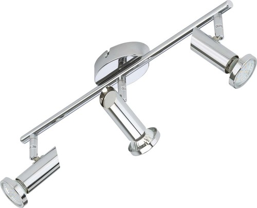 Briloner LED-Schiene incl.3xGU10 LED 2,3W 2000-038