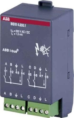 ABB Stotz S&J Binäreingangsmodul 230V BE/M4.230.1
