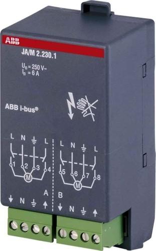 ABB Stotz S&J Jalousieaktormodul 24V DC JA/M2.24.1