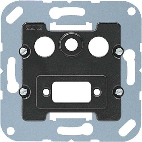 Jung Multimedia-Adapter 2 4 Buchsen MA 1000 AD 2