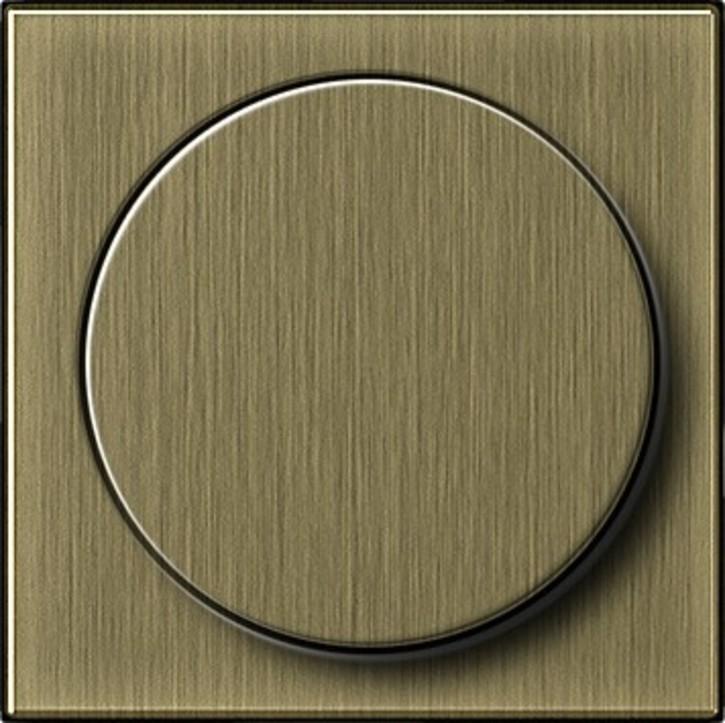 Gira Abdeckung Drehdimmer bronze System 55 0650603