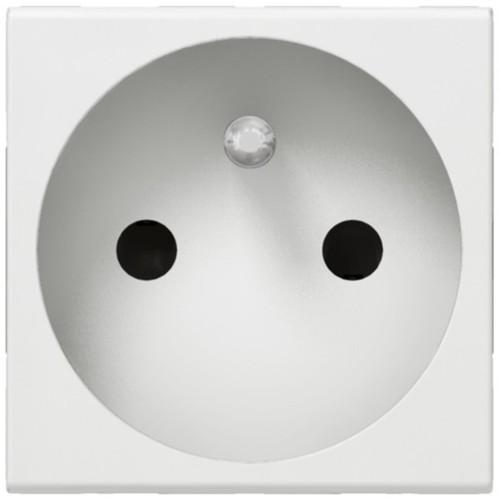 Legrand (BT) Steckdose weiß franz. SL 2mod 077111