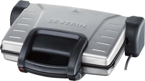 Severin Kontakt-Grill 1800W KG 2389 sw/si