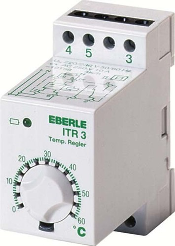 Eberle Controls Temperaturregler ITR-3 20