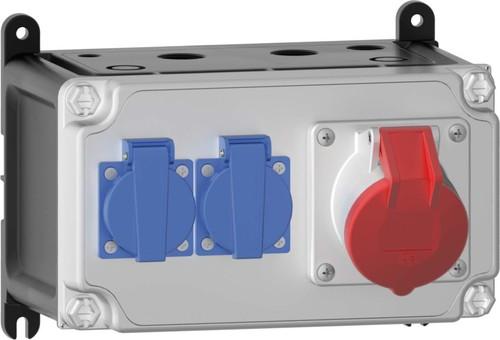 Bals Elektrotech. Steckdosen-Kombination Größe S 89004