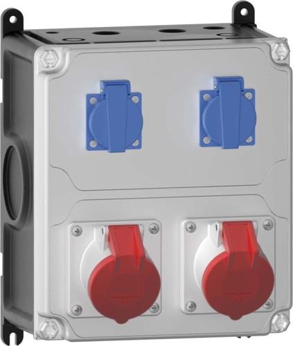 Bals Elektrotech. Steckdosen-Kombination Größe M 89028