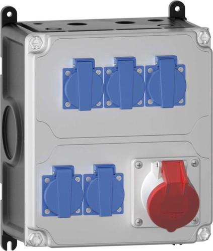 Bals Elektrotech. Steckdosen-Kombination Größe M 89038
