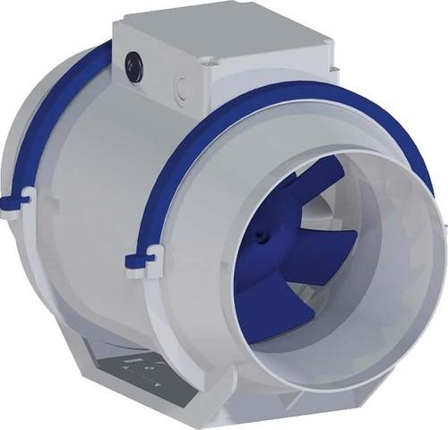 Maico Diagonal-Ventilator m. AC-Motor, DN 125 HDR 12