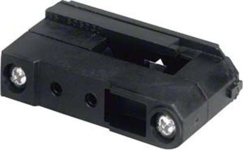 Hager S-Schienenträger 60mm/1polig UZ61S2