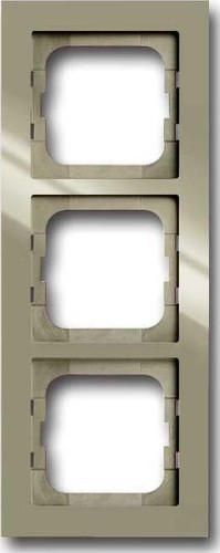 Busch-Jaeger Rahmen 3-fach maison-beige 1723-299