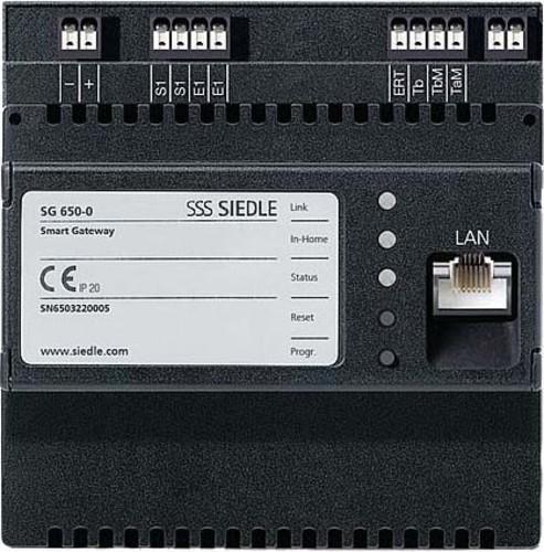 Siedle&Söhne Smart Gateway 20-50V SG 650-0