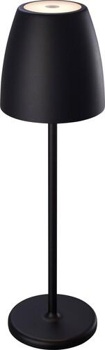 IDV (Megaman) Akku Tischleuchte 2700K schwarz MT68050