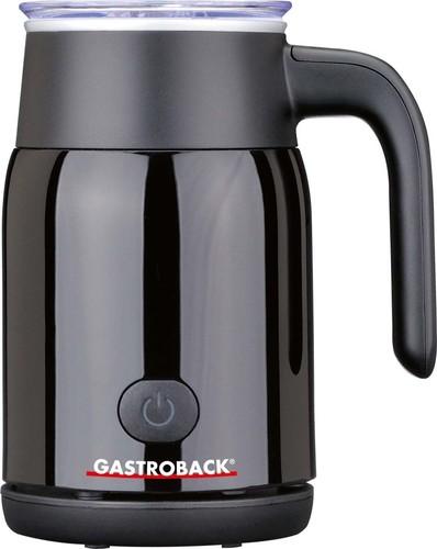 Gastroback Milchaufschäumer Latte Magic schwarz 42326