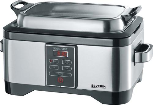 Severin Sous-Vide-Garer 500W SV 2447 eds-geb/sw