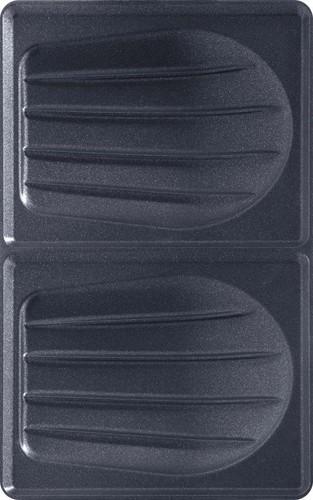 Tefal Plattenset Nr.1 Sandwich f.Snack Collection XA 8001 sw/eds