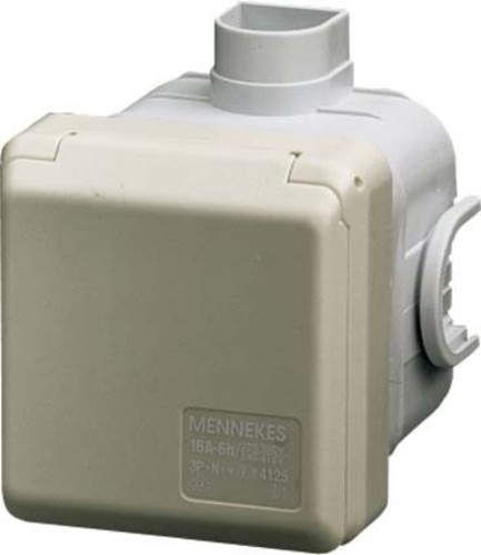Mennekes Cepex-UP-Dose 16A4p6h400V, IP44 4123