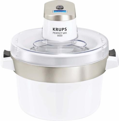Krups Eismaschine VeniseWhite G VS2 41 weiß