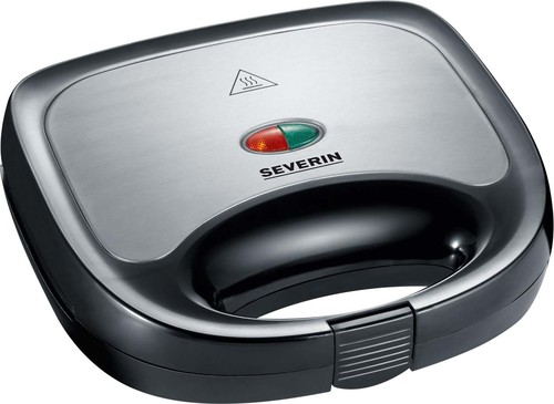 Severin Sandwich-Toaster SA 2969 eds-geb/sw