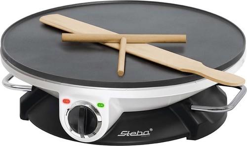 Steba Crepes-Maker 32cm CR 32 weiß/sw