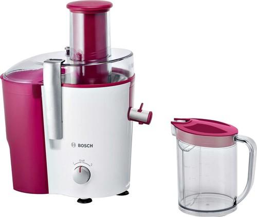 Bosch SDA Entsafter VitaJuice MES25C0 weiß/cherryca