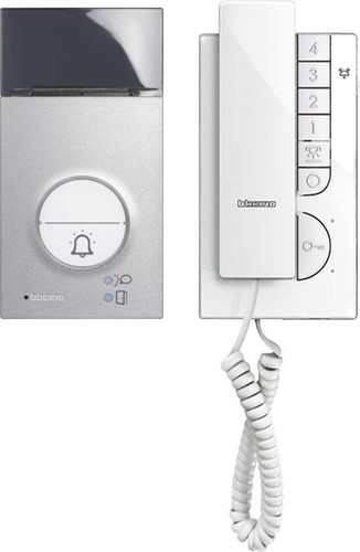 Legrand (SEKO) Audio-Türsprech-Set LINEA3000 + A12M 361311